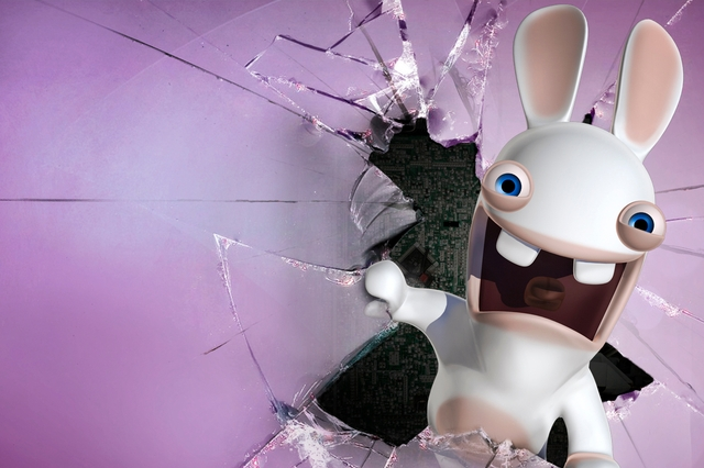 Ubisoft Rabbids in Time