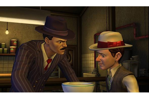 Telltale Games Back to the Future: It's About Time