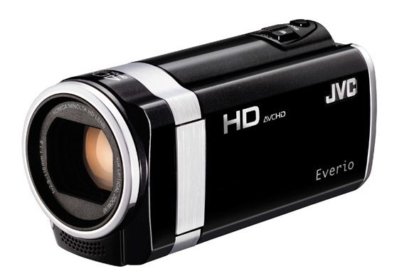 JVC Everio GZ-HM445