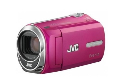 JVC Everio GZ-MS215