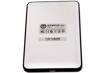 Hitachi Australia G-Drive Slim 500GB