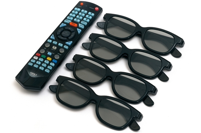 """Ohki 42"""" Full HD 3D TV with PVR"""