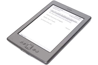 Amazon Web Services Kindle