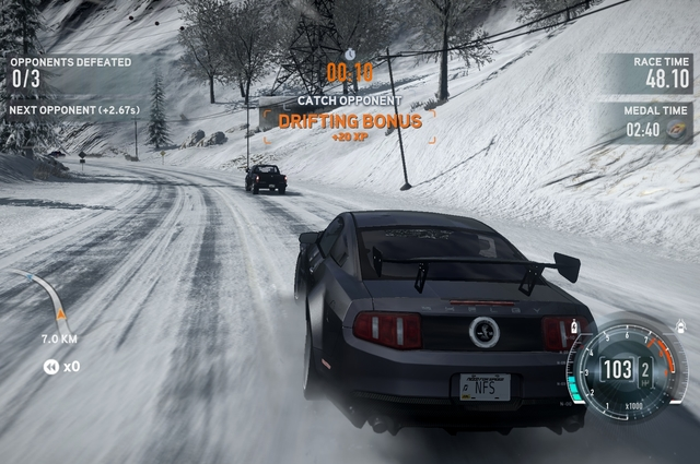 EA Games Need For Speed: The Run