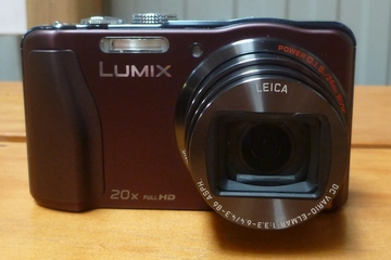 Panasonic LUMIX DMC-TZ30 camera (preview)