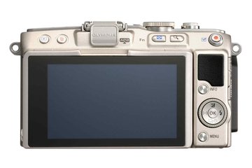 Olympus PEN Lite E-PL5 camera (preview)