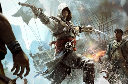 Ubisoft Assassin's Creed IV: Black Flag
