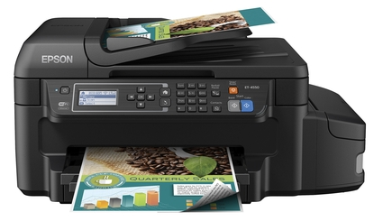 Epson Workforce ET-4550