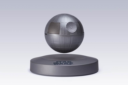 Plox ​Star Wars Death Star levitating Bluetooth speaker
