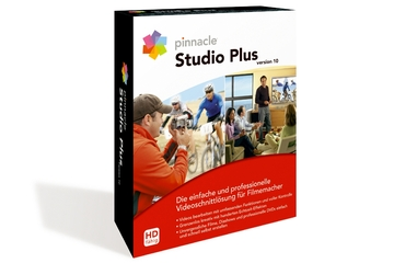 Pinnacle Studio Plus 10