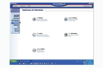 Avanquest VCom Fix-It Utilities 6.0