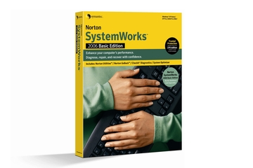 Symantec Norton SystemWorks 2006 Basic Edition