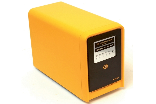 Anthology Solutions Yellow Machine P400T