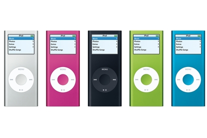 Apple iPod nano (2nd Generation)