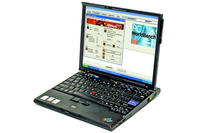 Lenovo Thinkpad X60 (Model: 170693M)