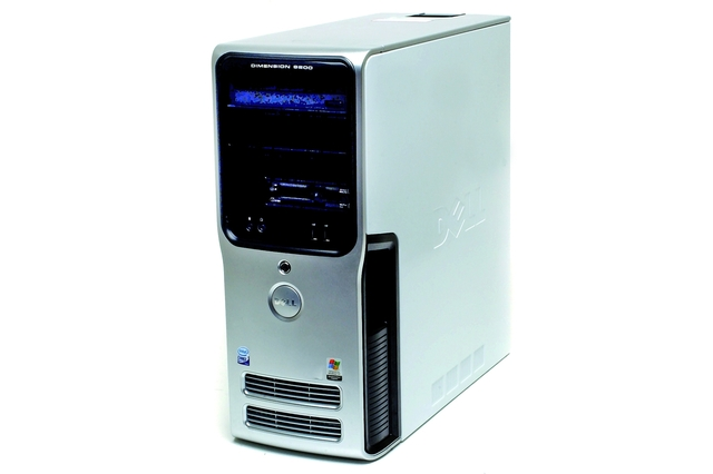 Dell Dimension 9200 Gaming