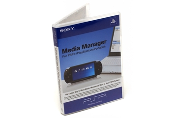 Sony Media Manager for PSP