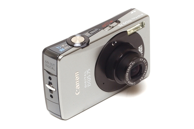Canon Digital IXUS 75