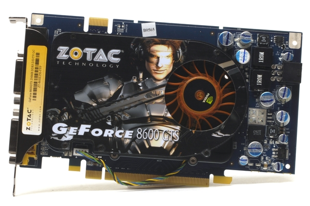 Zotac Graphics 8600GTS