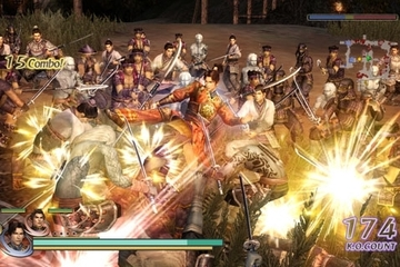 KOEI Warriors Orochi