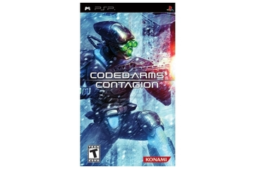Konami Coded Arms: Contagion
