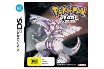 Nintendo Australia Pokemon Diamond/Pearl