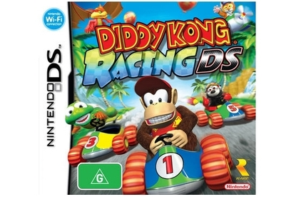 Nintendo Australia Diddy Kong Racing DS