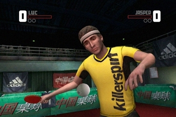 Rockstar Games Table Tennis