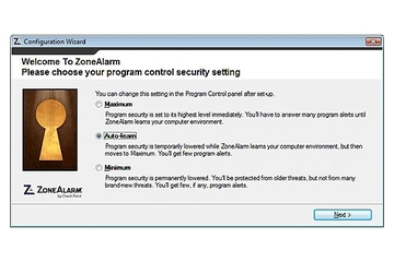 Check Point Software Technologies ZoneAlarm Internet Security Suite