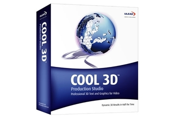 Ulead Cool 3D Production Studio