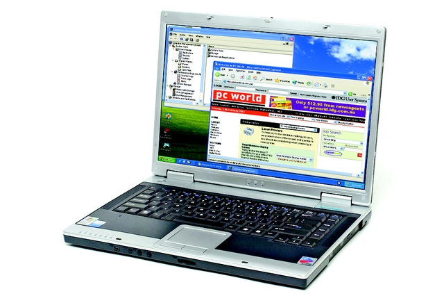 Pioneer Computers Australia DreamBook Slim 805