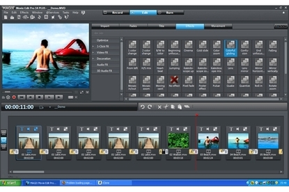 Magix Movie Edit Pro 14.0 Plus