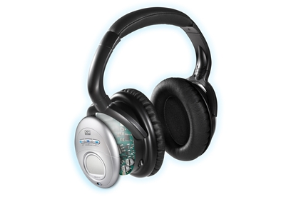 Creative Labs Aurvana X-Fi Noise-Cancelling Headphones