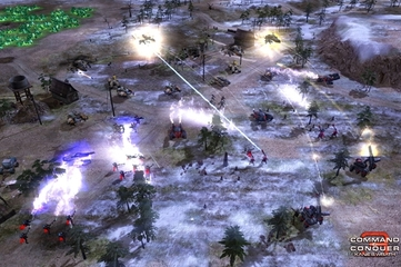 EA Games Command & Conquer 3: Kane's Wrath