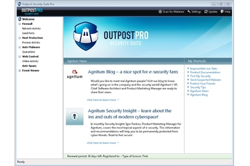 Agnitum Outpost Pro Security Suite 2008