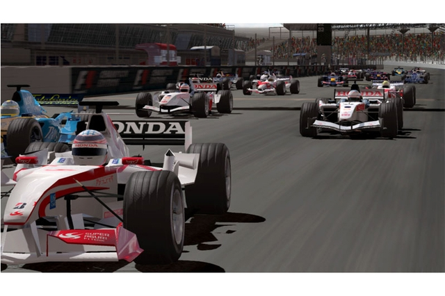 SCEE Formula One Championship Edition