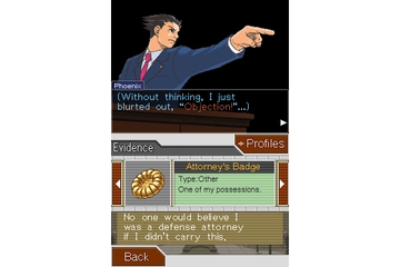 Capcom Phoenix Wright: Ace Attorney Justice For All