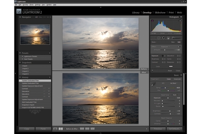 Adobe Systems Photoshop Lightroom 2.0