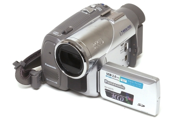 Panasonic NV-GS75