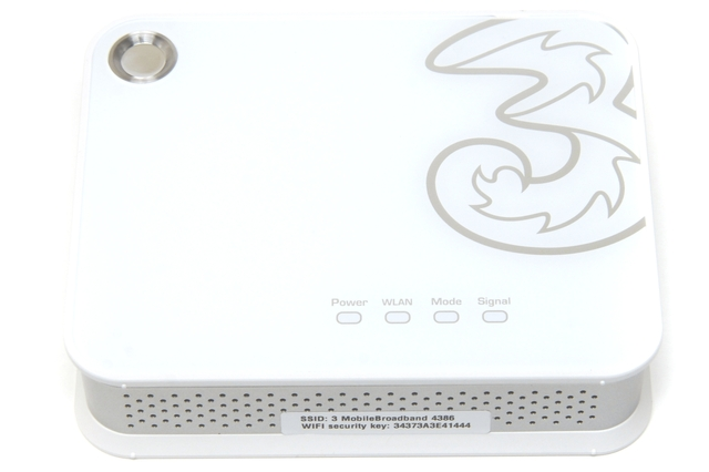3 Mobile Wi-Fi Router (D100)
