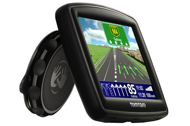 TomTom ONE 140 IQ Routes Edition