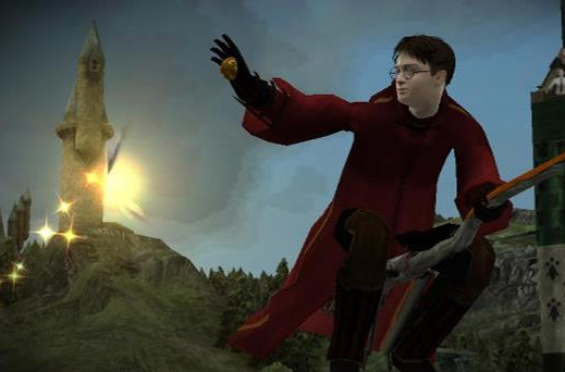 EA Games Harry Potter and the Half-Blood Prince