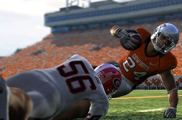 EA Games NCAA Football 10