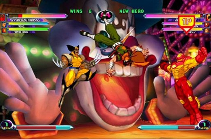 Capcom Marvel vs. Capcom 2