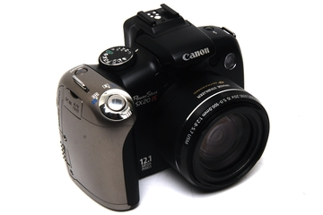 Canon PowerShot SX20 IS