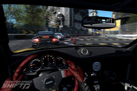 EA Games Need for Speed: SHIFT