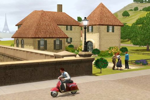 EA Games The Sims 3: World Adventures