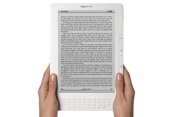 Amazon Web Services Kindle DX