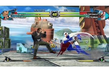 Capcom Tatsunoko vs. Capcom: Ultimate All-Stars