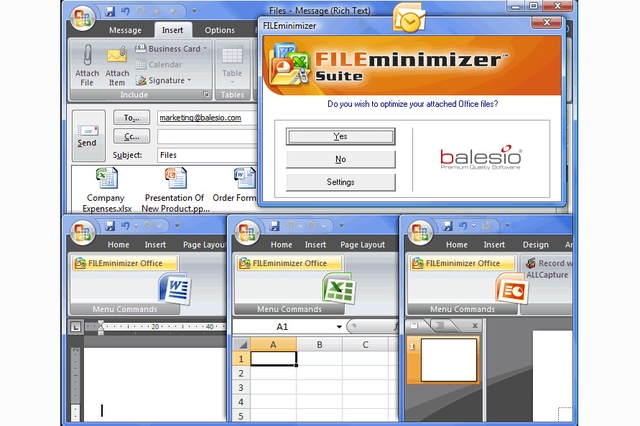 Balesio FileMinimizer Suite 6.0